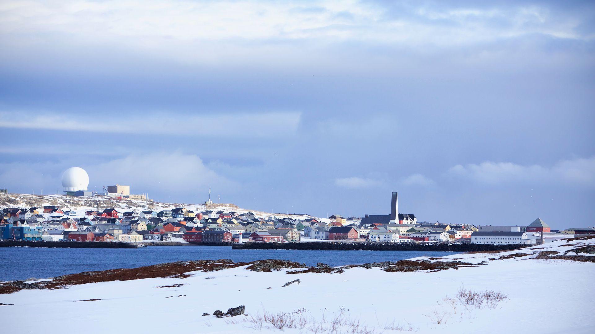 Takk for nå Vardø og Finnmark