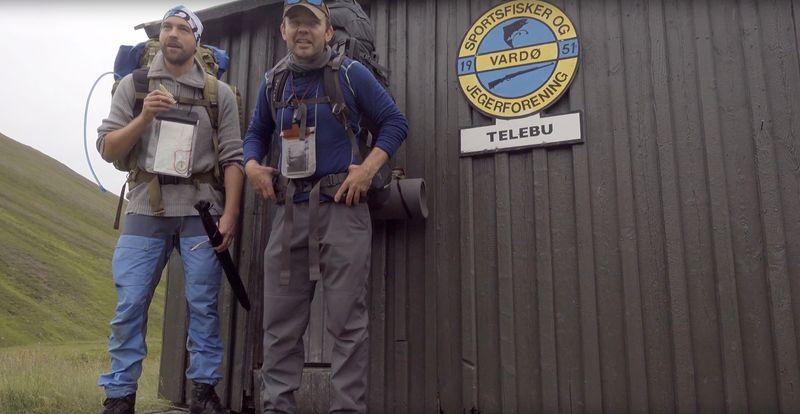 Varangerhalvøya Nasjonalpark - Dag 2