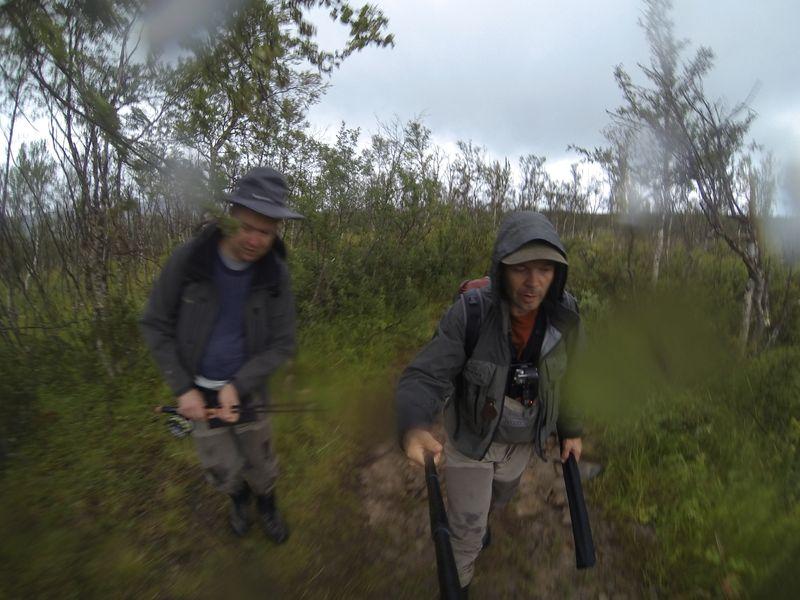 Wrap up - Fishing in Finnmark 2014