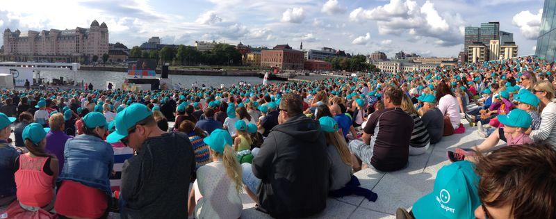 NRK super show 2014