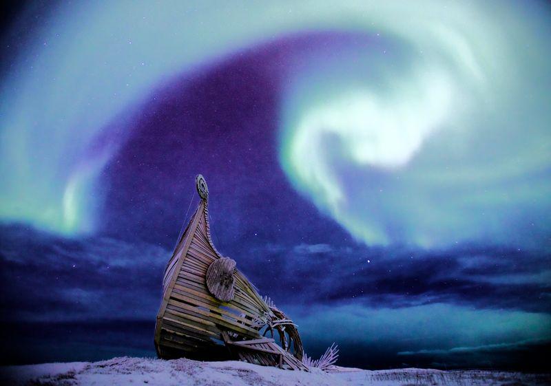 Vardø - Nordlystur på julaften 3.0