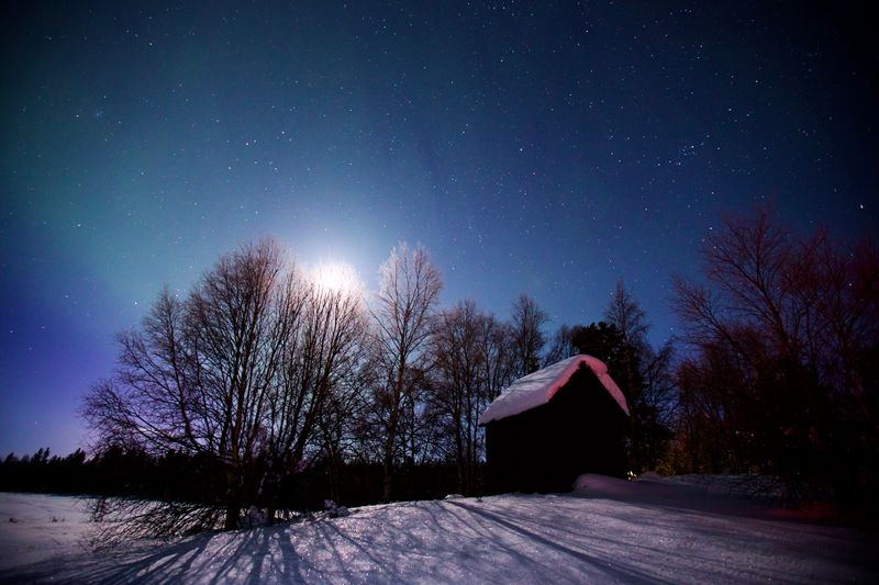 Stjerner over stabburet