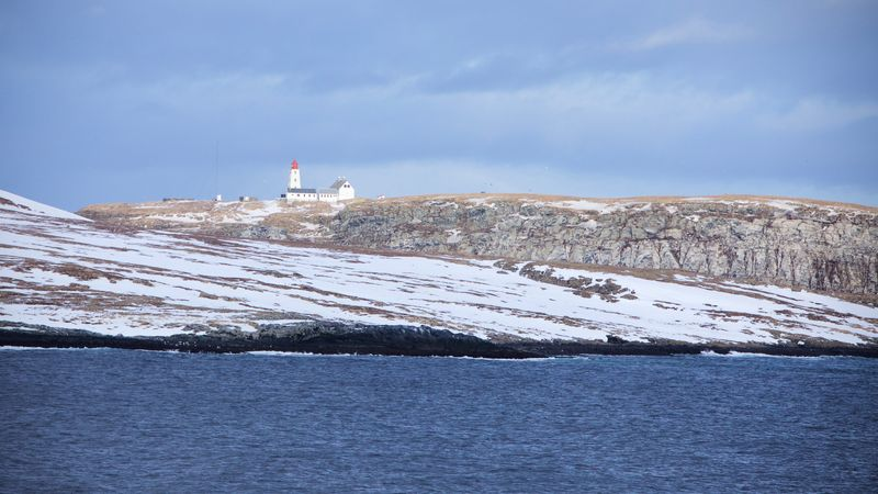 Fyret på Hornøya